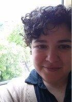 A photo of Sofia, a tutor from University of California-Santa Cruz