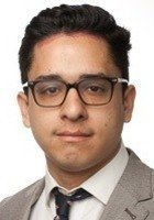 A photo of Kevin, a tutor from CUNY Queens College