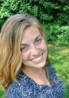 A photo of Kayla, a tutor from University of Wisconsin Madison
