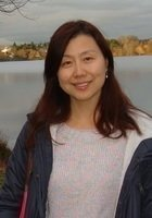 A photo of Lihua, a tutor from Beijing Technology and Business University