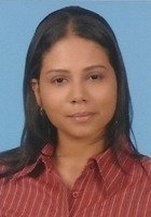 A photo of Catalina, a tutor from Universidad del Valle, Cali Colombia