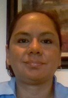 A photo of Victoria, a tutor from Universidad Femenina del Sagrado Corazon