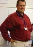 A photo of John, a tutor from Millikin University
