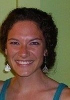 A photo of Laura, a tutor from Appalachian State University