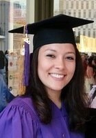A photo of Adrianna, a tutor from New York University