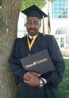 A photo of Hubert, a tutor from Ottawa University-Kansas City