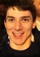 A photo of Nick, a tutor from American University