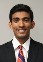 A photo of Aneesh, a tutor from University of California-San Diego
