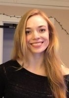 A photo of Madelyn, a tutor from Fordham University