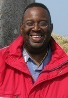 A photo of George, a tutor from Boston University