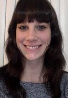 A photo of Emilie, a tutor from Washington State University Vancouver