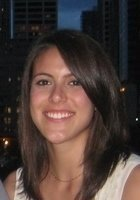 A photo of Annie, a tutor from Northwestern University