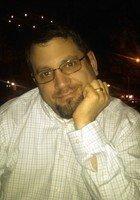 A photo of Jeffrey, a tutor from Cornell University