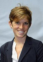 A photo of Megan, a tutor from George Washington University