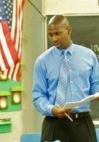 A photo of Toure, a tutor from Kansas State University