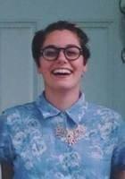 A photo of Maya, a tutor from Ohio Wesleyan University