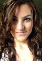 A photo of Jolee, a tutor from Slippery Rock University of Pennsylvania