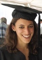 A photo of Rebekah, a tutor from Brown University