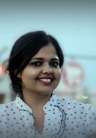 A photo of Surabhi, a tutor from Rajasthan University of Health Sciences