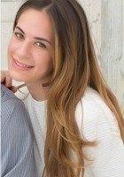 A photo of Tina, a tutor from Stony Brook University