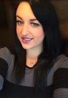 A photo of Courtney, a tutor from Fairleigh Dickinson University