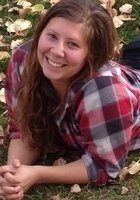 A photo of Emilie, a tutor from University of Minnesota