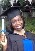 A photo of Josseline, a tutor from Georgia State University
