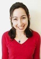 A photo of Melanie, a tutor from Washington University in St Louis