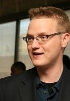 A photo of Tom, a tutor from Thomas Aquinas College