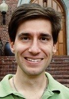 A photo of Joshua, a tutor from Oberlin College