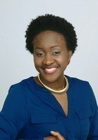 A photo of Valerie, a tutor from Hampton University