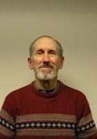 A photo of John, a tutor from U of Santa Clara