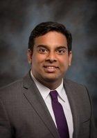 A photo of Vishnu, a tutor from West Virginia University
