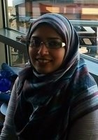 A photo of Attiyah, a tutor from CUNY Brooklyn College