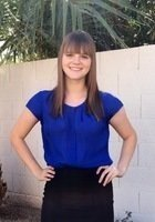 A photo of Abby, a tutor from Arizona State University