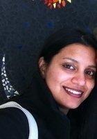 A photo of Priyanjoli, a tutor from Northern Arizona University