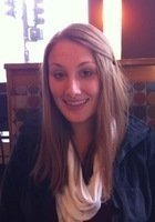 A photo of Amanda, a tutor from Kenyon College