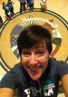 A photo of Kristin, a tutor from Trinity University