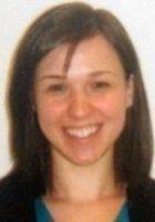 A photo of Olga, a tutor from Carnegie Mellon University