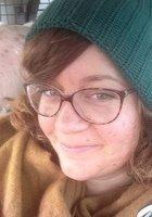 A photo of Erin, a tutor from University of California-Santa Cruz