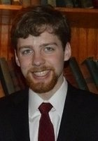 A photo of Adam, a tutor from SUNY at Binghamton