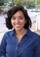 A photo of Valerie, a tutor from Johns Hopkins University