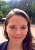 A photo of Nadine, a tutor from Macalester College