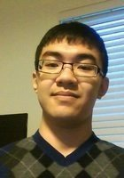 A photo of Kevin, a tutor from Brandeis University