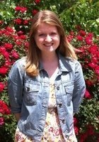 A photo of Hannah, a tutor from University of Pennsylvania