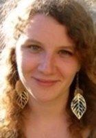 A photo of Elena, a tutor from McGill University