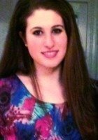 A photo of Natasha, a tutor from Connecticut College
