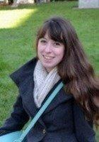 A photo of Sara, a tutor from Washington and Lee University