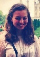 A photo of Kathryn, a tutor from Emory University