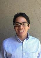 A photo of Luis, a tutor from University of California-Davis